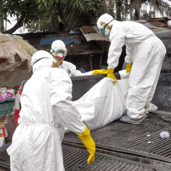 WHO asks independent panel to assess its Ebola response