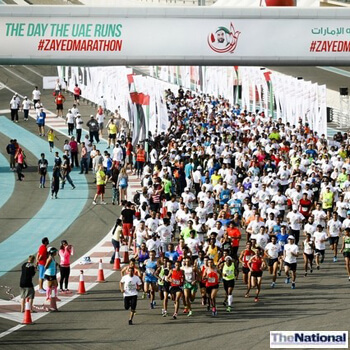 Zayed Marathon raises Dh700,000 for kidney research