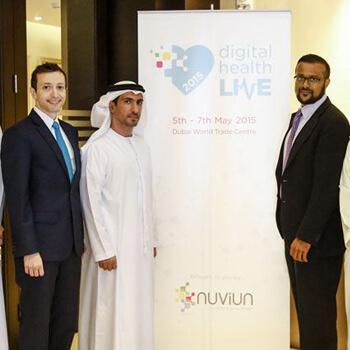 Nuviun launches the world's first interactive digital health event in Dubai