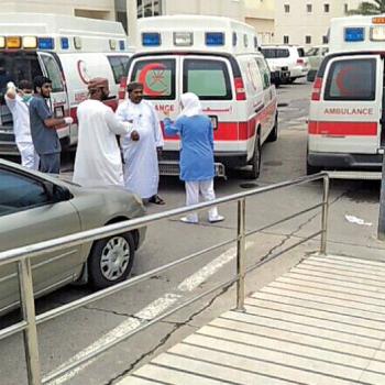 Oman has 5,444 doctors serving at 244 health centres