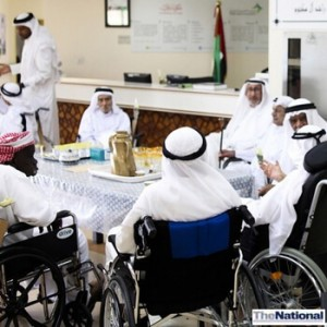 Plans to provide home-visit services to elderly Abu Dhabi residents