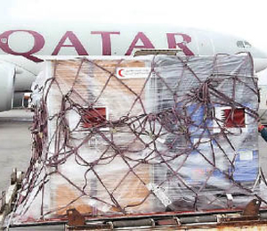 Qatar sets up field hospital in Nepal