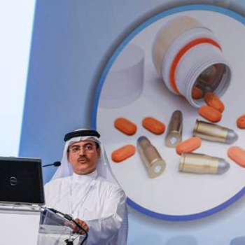 UAE actively combating global counterfeit drug trade