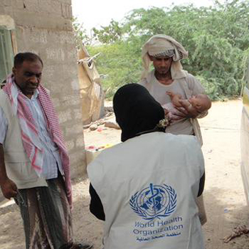 WHO appeals for funding to address increasing health needs in Yemen