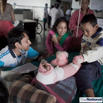 The challenge to save the survivors of Nepal