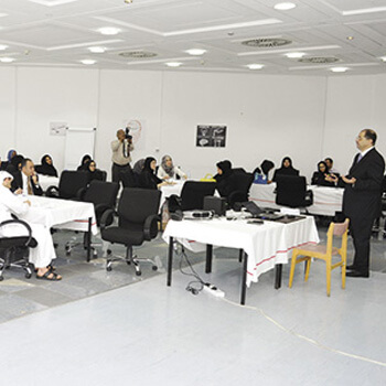DHA holds smart transformation and technical resources workshops
