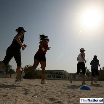 Exercising vigorously before iftar a health risk, UAE experts say