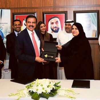 Aster DM Healthcare donates Dh10m to Al Jalila Foundation
