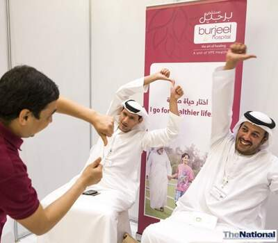 Crown Prince Court launches healthy living programme