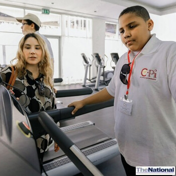 Overweight children taught value of healthy eating
