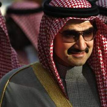 Saudi Prince Alwaleed pledges $32 bln wealth to charity
