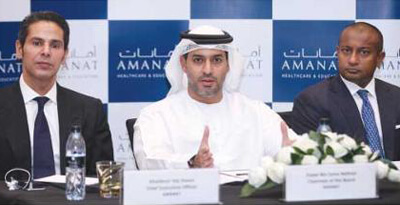 Amanat Holdings invests in Sukoon