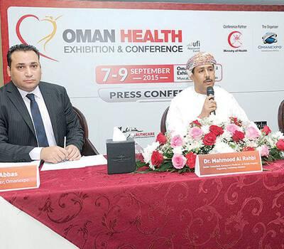 Biggest Health Expo to woo global investors to Oman