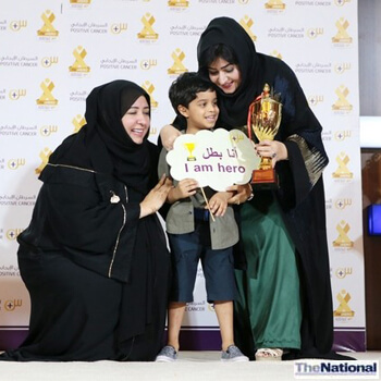 Cancer survivors gather in Abu Dhabi to celebrate beating disease