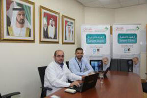 DHA's smart clinic discusses importance of oral hygiene