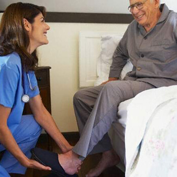 Health expenses for the elderly expected to drop
