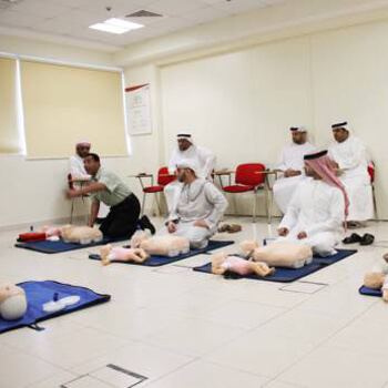 Residents urged to become first-aid volunteers