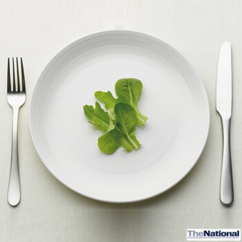 A look at our fascination with extreme diets