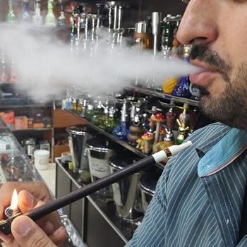 Abu Dhabi child smoking statistics are double the global average