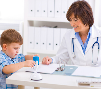 Child therapy never too far away with Dubai mobile clinics