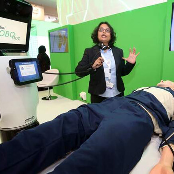 DHA to roll out more RoboDocs next year