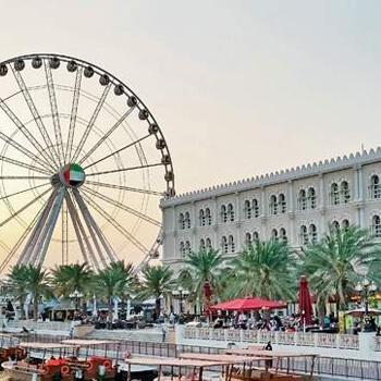 Free health checks for Sharjah's Al Qasba visitors