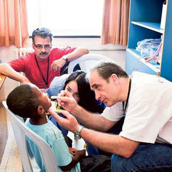 Making a child smile, one surgery at a time