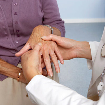 Non-compliance of patients complicating rheumatoid arthritis