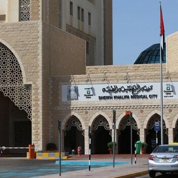 Sheikh Khalifa Medical City recognised for psychiatric rehabilitation unit