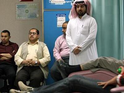 Compulsory health insurance on expat visitors