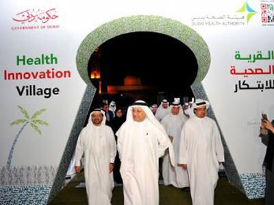 Dubai Health Authority opens Health Innovation Village