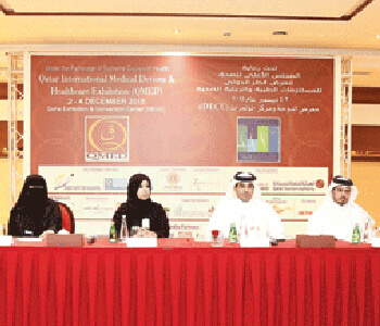 Over 70 companies to take part in QMED 2015