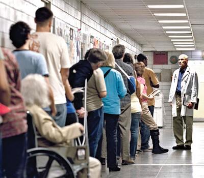 45% of UAE health staff and resources are unused: Study
