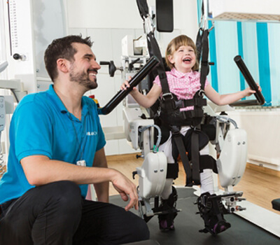 Advanced robotic device for physiotherapy