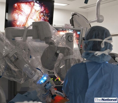 Robot tech aids Abu Dhabi heart surgeons