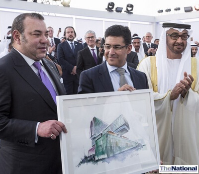 Sheikh Mohammed and Moroccan king inaugurate Cleveland Clinic Abu Dhabi