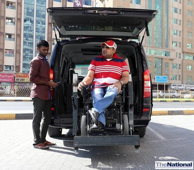 UAE advocacy group to tackle problems faced by people with disabilities