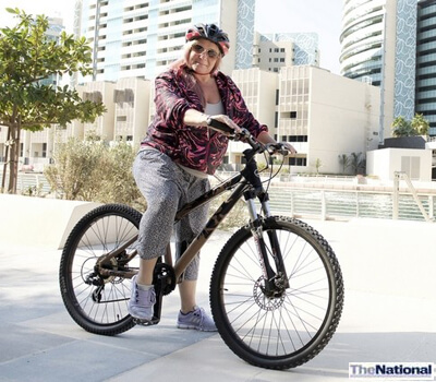 UAE doctors reveal benefits of cycling for both body and mind