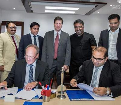 Universal Hospital to set up bone marrow transplant programme