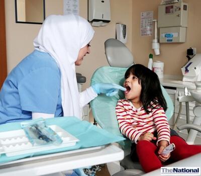 Abu Dhabi initiative offers free dental treatment for children