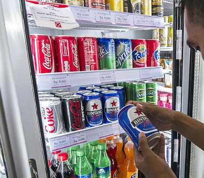 100% GCC tax on energy drinks and tobacco products