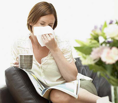 Respiratory illnesses worse among allergy sufferers