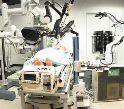 Trauma patients to be monitored by robots in pilot project