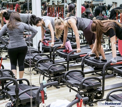 UAE residents take advantage of gym discounts as the new year begins