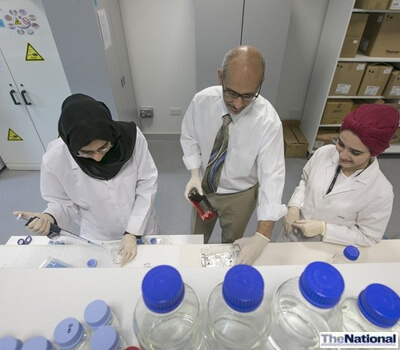 UAE study finds cancer fighting properties in saffron