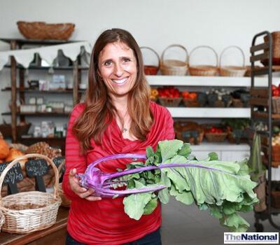 'Organic food message needs to grow'