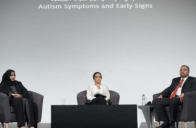 Watch your child for early autistic signs, parents told