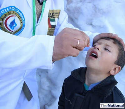 2016 is year to end Polio, Dubai conference Hears