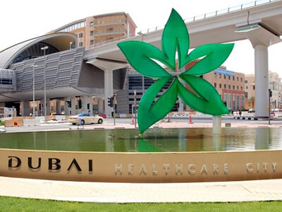 Dubai Health Care City goes public on violations