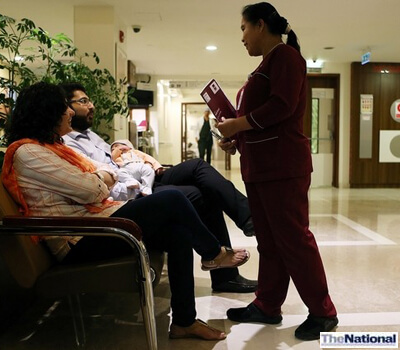 Many in UAE may be unaware of medical rights, experts say